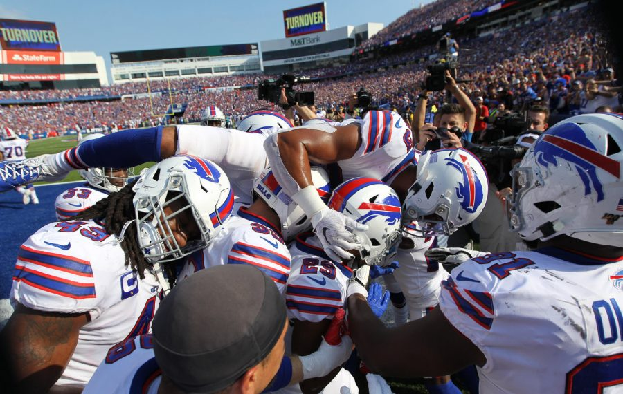 At 3-0, Bills look forward to seeing how they measure up vs. Patriots