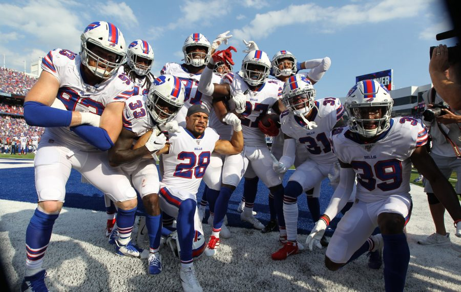 Bills Mailbag: Team's chemistry reminiscent of Super Bowl teams