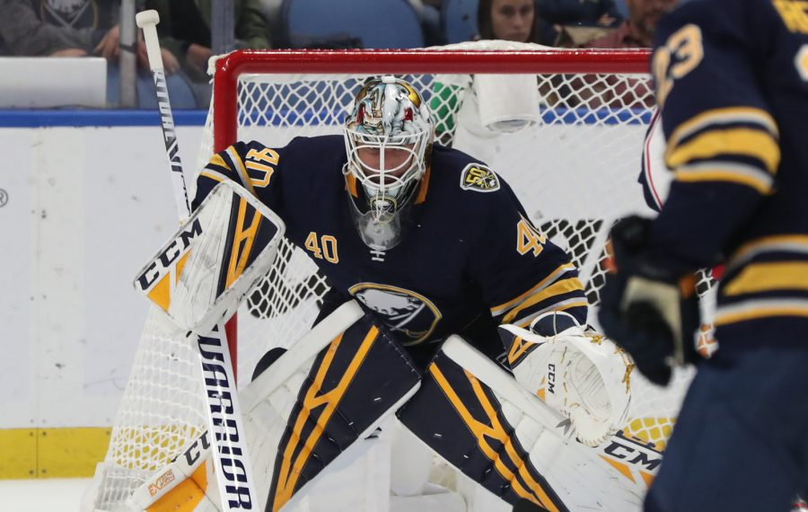 Carter Hutton's massive struggles are simple: He needs to make more saves