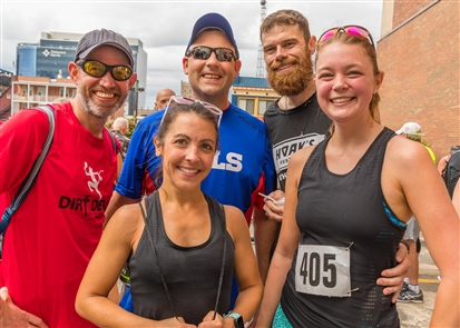 Formerly the Shea's 5K, the Bill Crooker Memorial 5K remembered the life of the longtime Shea's Preservation Board member on Sunday, Sept. 15, 2019. See who ran the certified course and hung out after the race at the post-party.