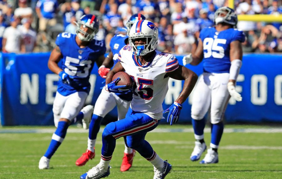 View from Vegas: Betting trends and pick for Bills-Bengals