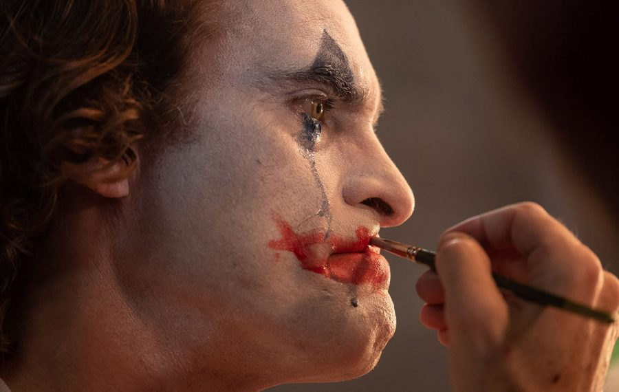 """Joaquin Phoenix is intense in the title role of """"Joker,"""" a film not meant for children. (Nikos Tavernise/Warner Bros. Pictures/TNS)"""