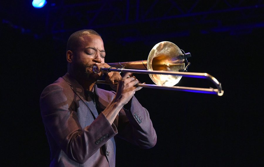 Trombone Shorty will be in concert at Asbury Hall at Babeville. (Getty Images for Little Kids Rock)