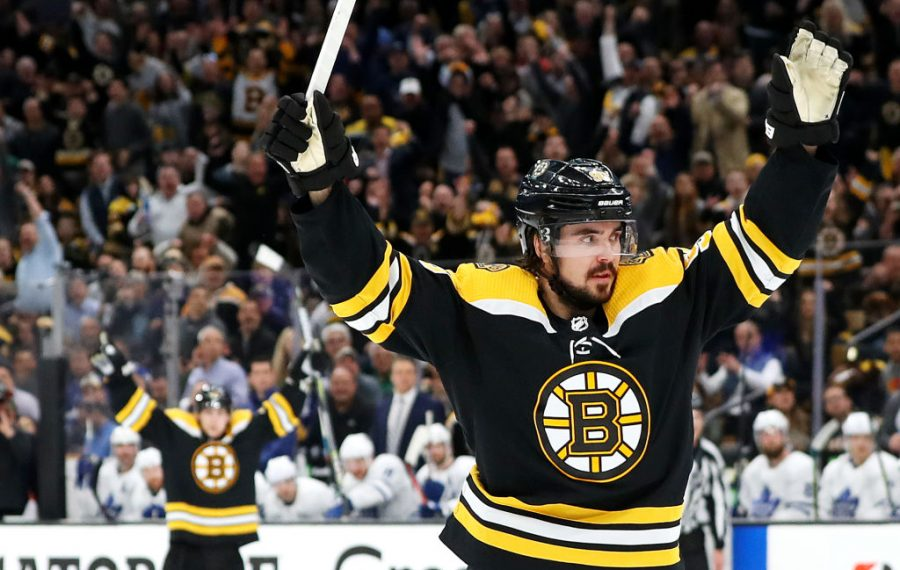 Marcus Johansson part of Sabres' solution for lack of playoff experience