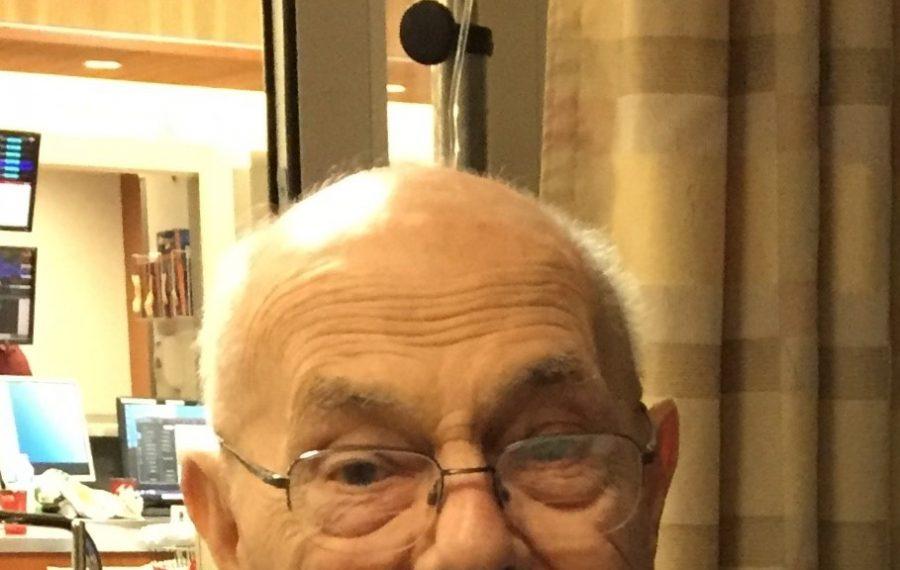 James W. Henger, 90, career Marine, security guard