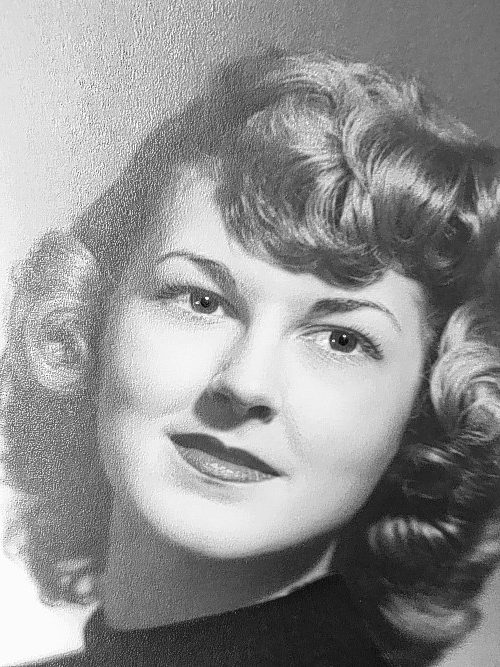 KIENER, Rose Marie (Weber)
