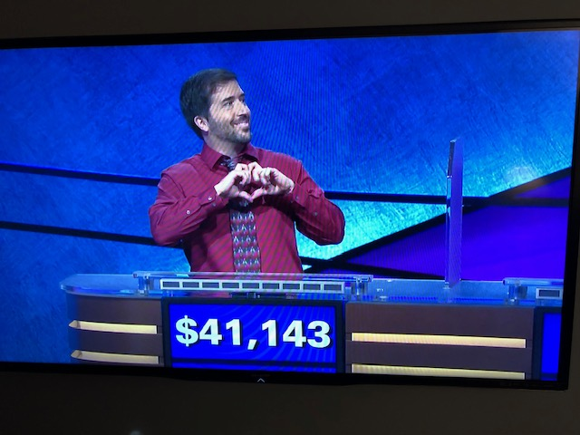 WNY native ekes out 19th straight win on 'Jeopardy!'