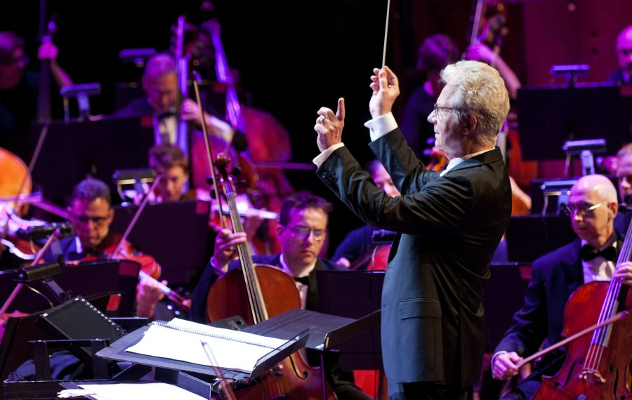 """Conductor John Mauceri's new book, """"For the Love of Music: A Conductor's Guide to the Art of Listening,"""" is an important read for classical music fans. (Getty Images)"""