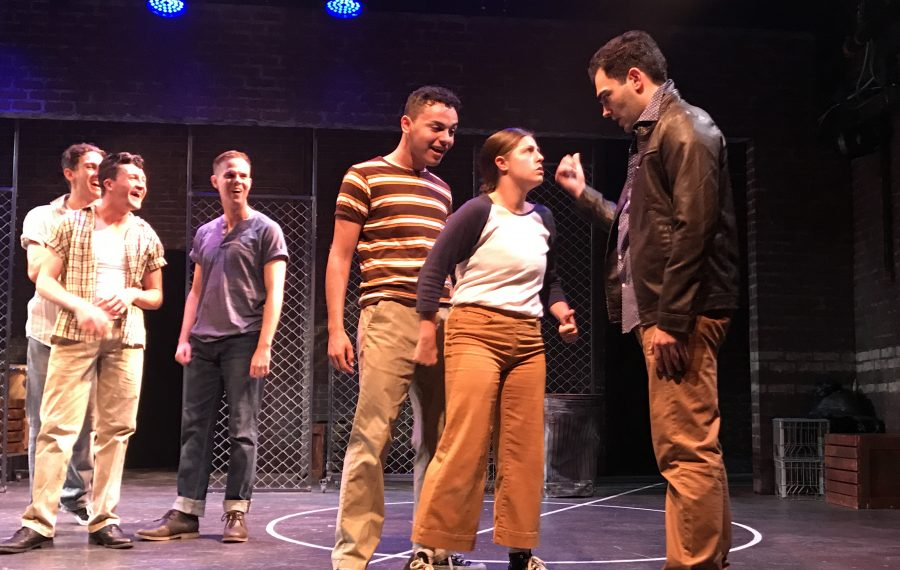 Fresh voices carry the day in MusicalFare's 'West Side Story