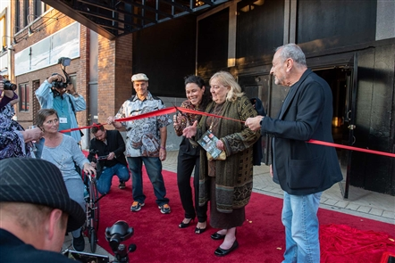 The Niagara Falls International Film Festival (NFIFF) kicked off on Wednesday, Sept. 18, 2019 in Rapids Theatre with a red-carpet gala that featured a number of celebrities, including Louis Gossett Jr. See who hung out before the screenings and more festivities.