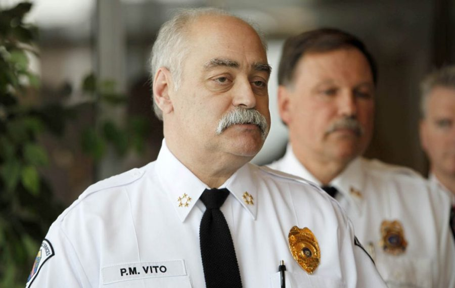 Peter M. Vito withdrew his name from consideration to be U.S. marshal in Western New York. (Derek Gee/Buffalo News file photo)