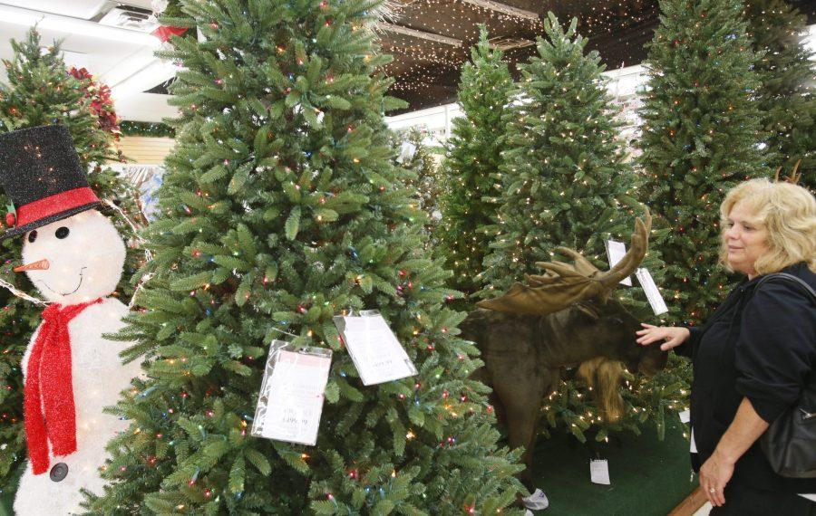 Dave's Christmas Wonderland will open several pop-up shops for the Halloween season. (Derek Gee/News file photo)