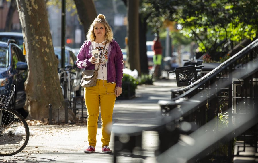 "Jillian Bell stars in the comedy ""Brittany Runs a Marathon."" (Jon Pack, Amazon Studios)"