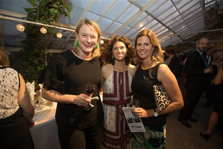 The Buffalo & Erie County Botanical Gardens held a fancy fundraiser on Friday, Sept. 20, 2019 at its South Park Avenue home base, replete with a full dinner from Salvatore's Hospitality, an open bar and appetizers, plus an auction. See who supported the developing expansion project the Gardens are undertaking.