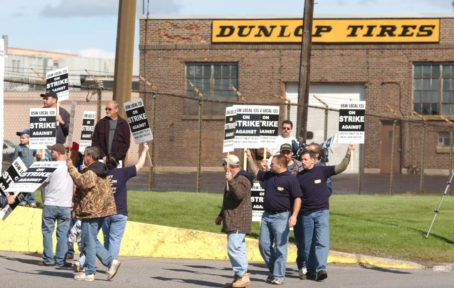 Unions on strike: a look at past walkouts in Western New York