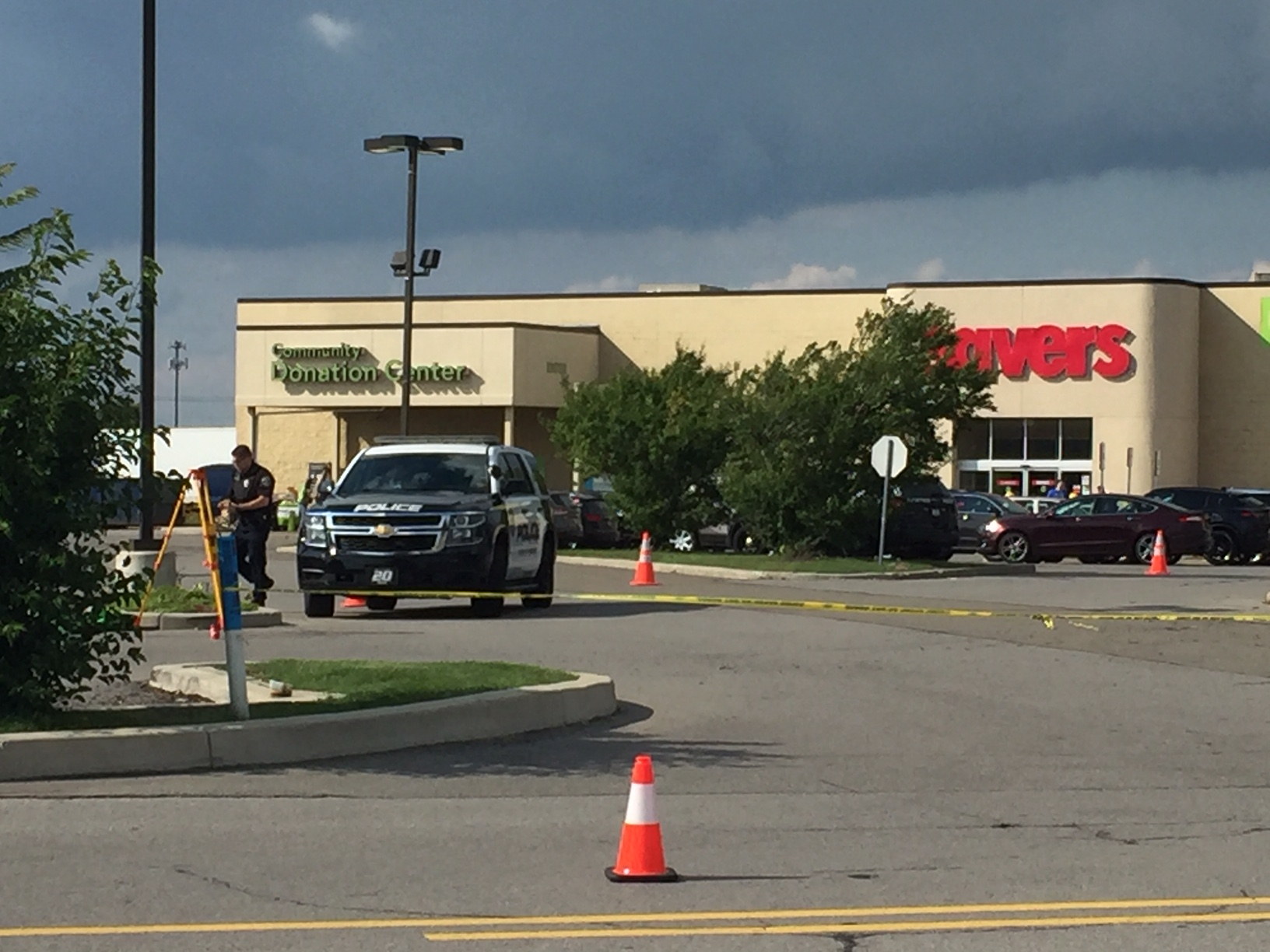 One dead after crash in McKinley Mall parking lot – The