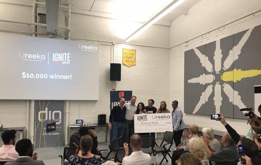 A meaty pitch lands a $10,000 prize