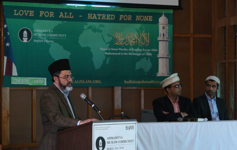 Mosque offers interfaith dinner Sunday night