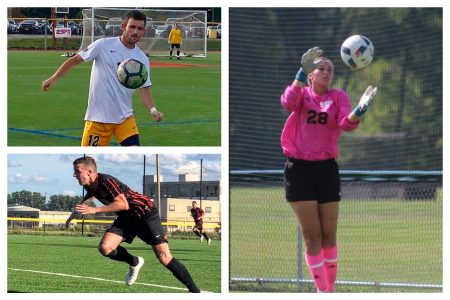 Buffalo college soccer honors: Week 1