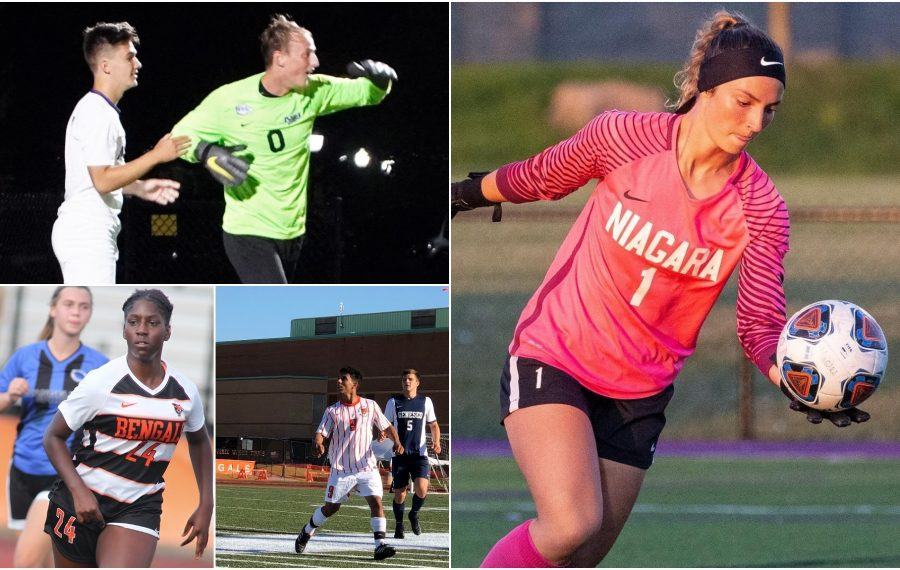 Buffalo college soccer honors: Week 2