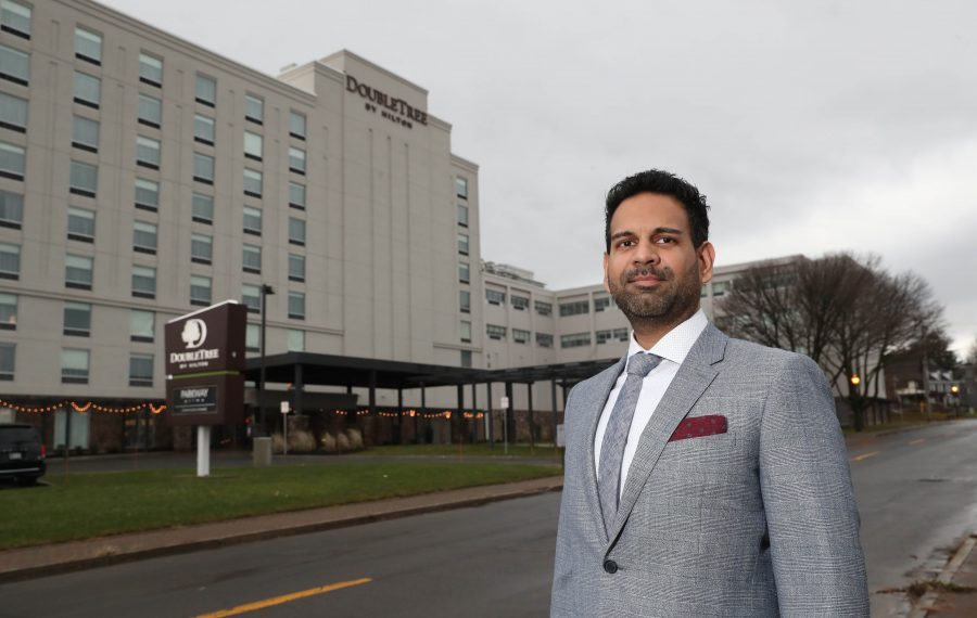 DoubleTree owners plan Holiday Inn Express in downtown Niagara Falls