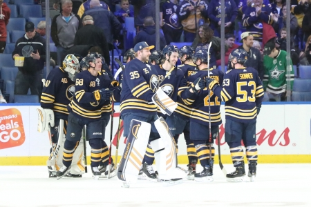Column: Sabres might actually be growing up and there's no luck to it