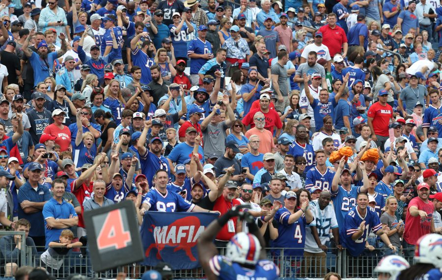 Bills fans show up in droves to Nashville: 'I'm so proud'