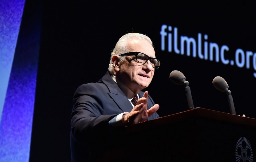 Martin Scorsese at the New York Film Festival. (Photo by Theo Wargo/Getty Images for Film at Lincoln Center)