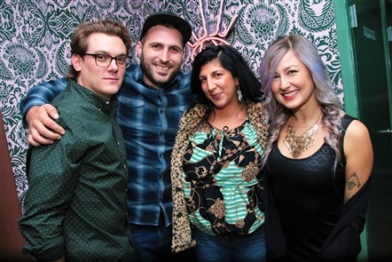 Although it's been open in the Elmwood Village since summer, Breezy Burrito hosted its official grand-opening party on Friday, Oct. 18, 2019, on 1000 Elmwood Ave. See the stylish design of Briana Rose Hunter, who's cultivated a bar with plenty of character.