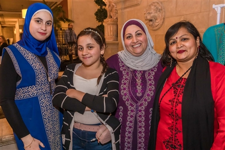 The International Institute of Buffalo hosted its annual Buffalo Without Borders on Thursday, Oct. 17, 2019, at Statler City, showcasing the variety of culture that Buffalo has been blessed with through immigrants and refugee communities.