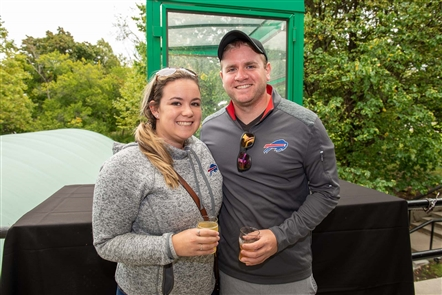 Blackbird, Blackman, 1911 and Cider Creek were among the cideries that participated in Buffalo Cider Fest 2.0, held Sunday, Oct. 6, 2019, at the Terrace at Delaware Park. A soup bar, housemade sausage and pastries complemented the deep list of ciders to sample.