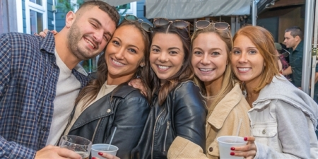 The first day of the Ellicottville Fall Festival was a first-hand look at the changing of seasons. See who hung around Washington and Jefferson streets, stopped by EBC and checked out Holiday Valley for their cool chairlift rides on Saturday, Oct. 12, 2019.