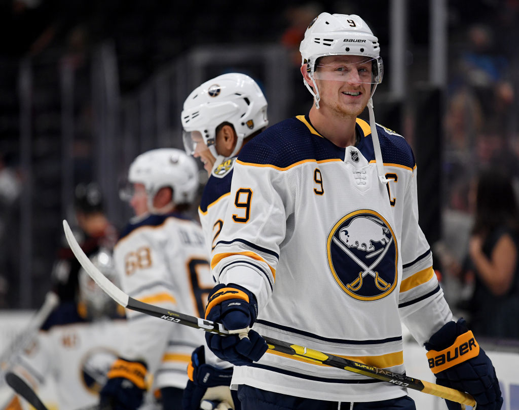 Sabres show `character and resiliency` to cap West Coast road trip