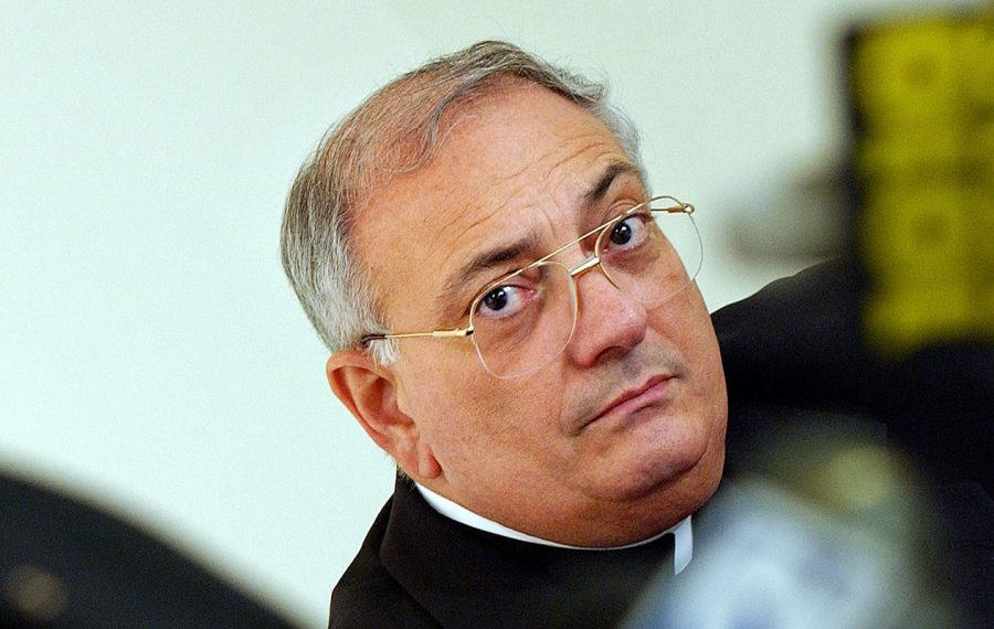 "The Vatican assigned Brooklyn Bishop Nicholas DiMarzio to investigate the Buffalo Diocese through an ""apostolic visitation."" (Getty Images file photo)"