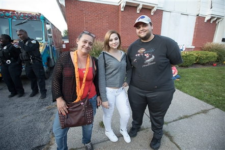 Iron Island Museum is the perfect place for a spooky food truck rodeo. Nine trucks gathered on Friday, Oct. 11, 2019 in Lovejoy for the annual event. Tours of the allegedly haunted museum were given throughout the event.