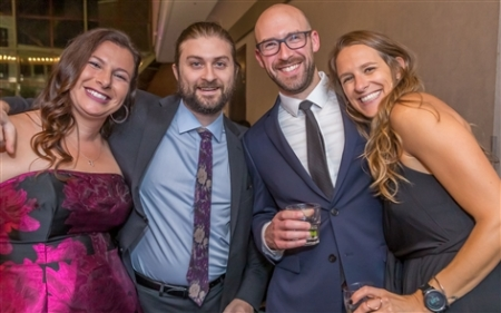 The sold-out Hospice Harvest Fest took over the Hyatt Regency on Friday, Oct. 18, 2019, as a gourmet dinner, $10,000 grand-prize raffle, live music, dancing and more were perks for an event that raised money to support end-of-life care.