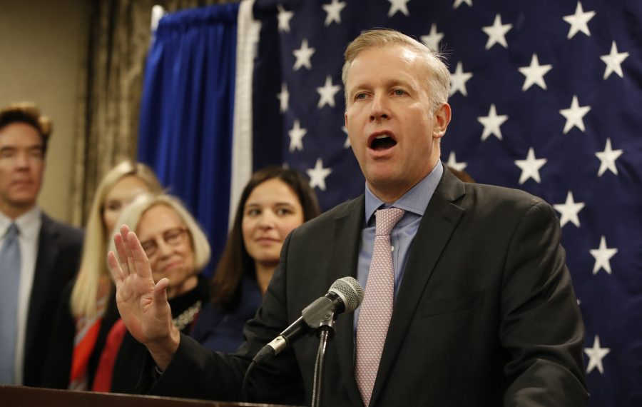When it comes to his campaign account, State Sen. Chris Jacobs leads the pack of 27th District GOP contenders with $773,000. (News file photo)