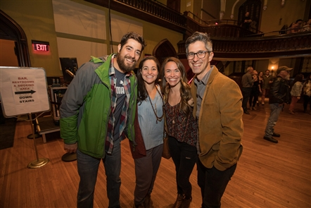 Elegant and intimate Asbury Hall welcomed Lake Street Dive for a sold-out show on Friday, Oct. 18, 2019. The Boston band is known for its blend of genres, touching on jazz, Southern rock, indie pop and seemingly everything in between. See the local fans who took in the performance.