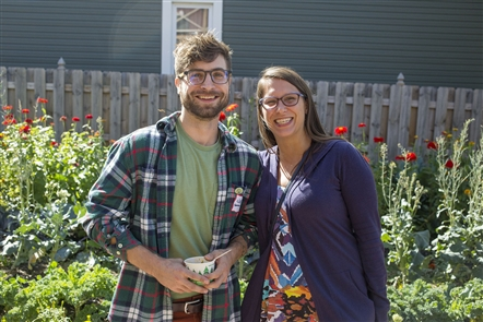 Massachusetts Avenue Project's new farmhouse was the site for Raising the Roots, a fundraiser that connected attendees with top-notch farm-to-table dishes and explained the process that leads to these fresh delicacies. See who took part on Saturday, Oct. 5, 2019.