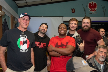 Nickel City Wrestling took its monthly event to Polish Cadets on Grant Street, with a full card to decide the independent wrestling association's titles. A 20-person Candy Cup Battle Royale - a from-the-top-rope challenge - was a major spectacle at the event on Friday, Oct. 18, 2019.