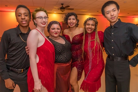 The Hispanic Heritage Council of WNY, which recently proposed a $10 million cultural center for the West Side, hosted a fundraiser for Roswell Park called Salsa For a Cure on Friday, Oct. 11, 2019. See who wore red and danced the night away.
