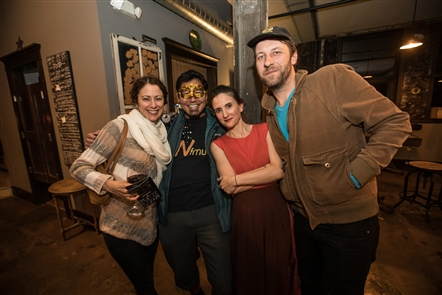 One night after the Night Zero Party, the Buffalo International Film Festival held its official kickoff party on Friday, Oct. 11, 2019 at Duende at Silo City. DJ-driven music, drinks and lots of film chatter graced the trendy venue.
