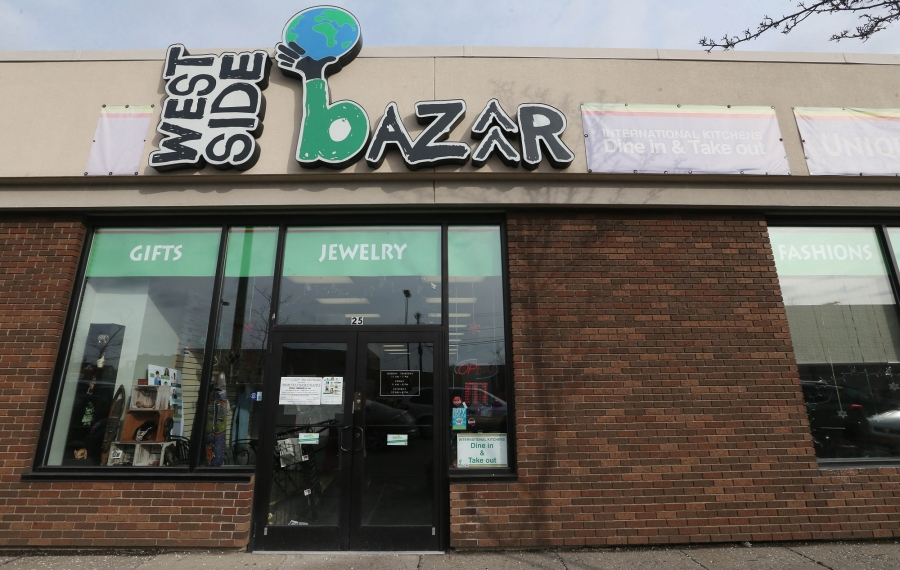 West Side Bazaar has picked a new location. (Sharon Cantillon/News file photo)