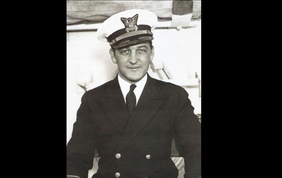 """Lt. Thomas """"Jimmy"""" Crotty. (Family photo)"""