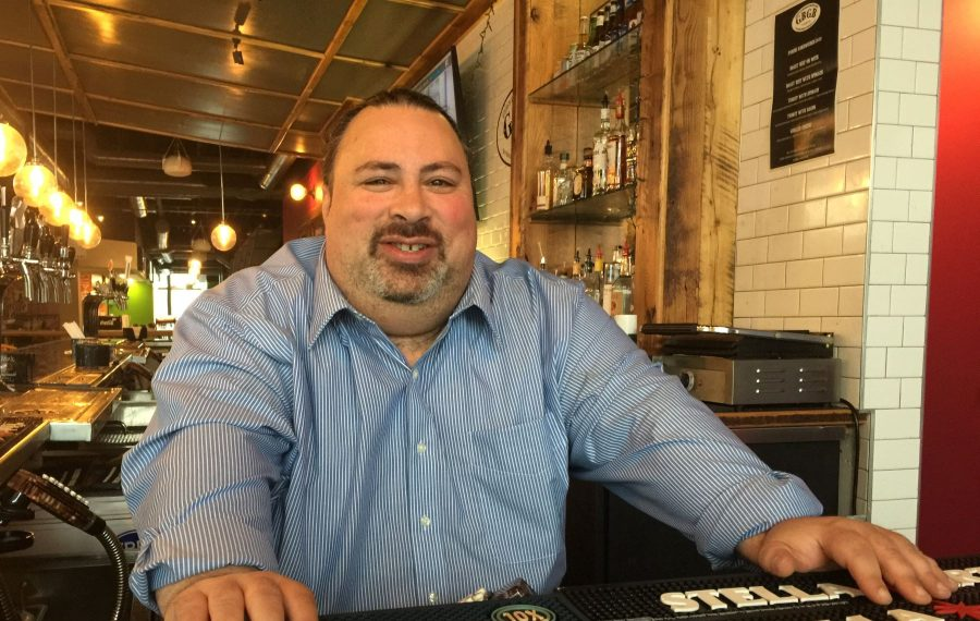 J.J. Alfieri is buying an Allen Street bar across the street from his current place, adding live music to EXPO Main Street, and more. (Andrew Galarneau/Buffalo News)