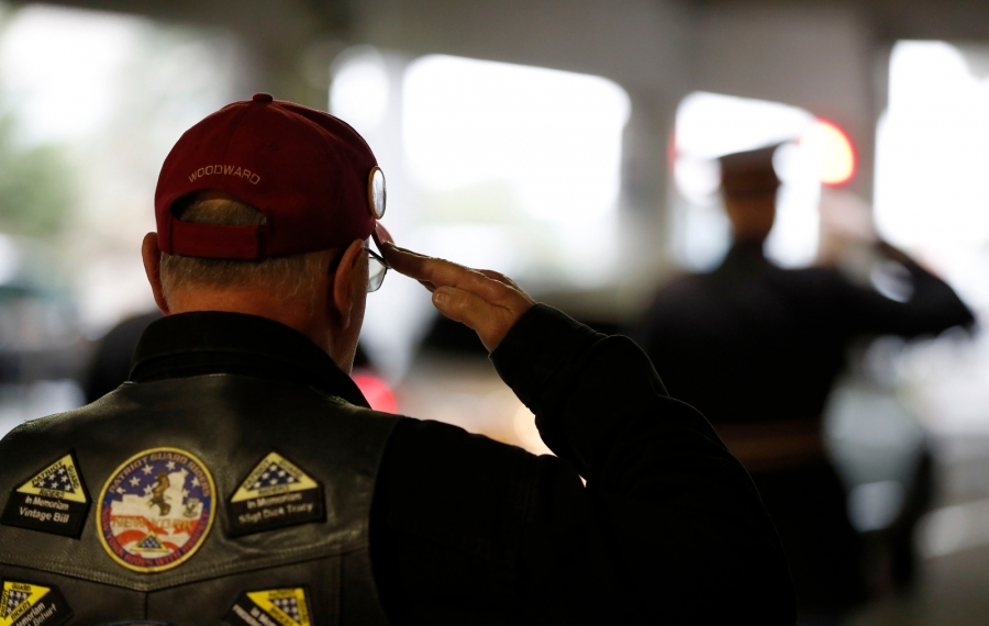 In Dunkirk, a farewell to one Korean War soldier, an ongoing vigil for another