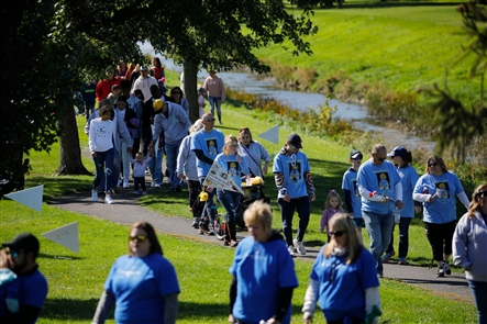 A Walk to Remember is the WNY Perinatal Bereavement Network's annual remembrance for families who have experienced the loss of a baby.