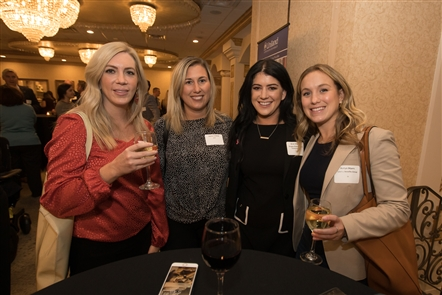 The Amherst Chamber of Commerce recognized excellence in business across the area, with Frey Electric, ECMCm West Herr, National Fuel, LocalBoys Restaurant Group and more receiving awards on Monday, Oct. 21, 2019 in Salvatore's Italian Gardens.