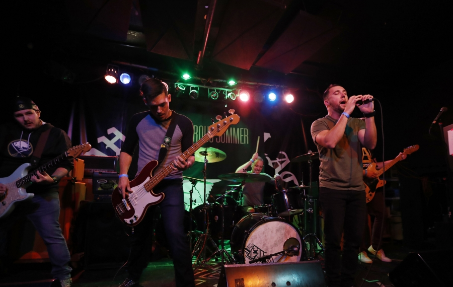 Hear great music by the likes of the local band The Mixed Tape without breaking the bank at Mohawk Place. (Sharon Cantillon/News file photo)