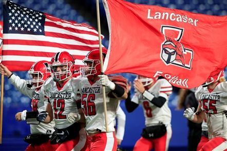 The Legends rallied from two second-half deficits to capture their fourth straight Section VI Class AA championship Friday night as they defeated longtime rival Orchard Park, 23-17, at New Era Field.